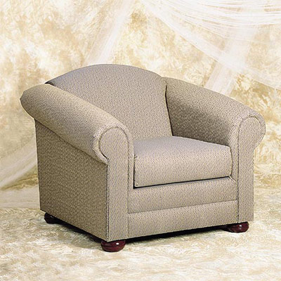 Bun Foot Chair Loose Cushion