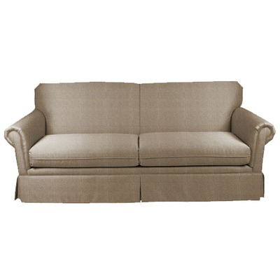 Memphis Skirted Sofa