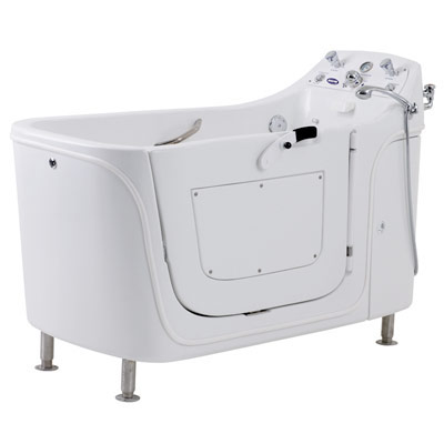 Invacare Model IH3652G Free Standing Side Entry Bathing Tub  (CHANGED PRICING & DIMENSIONS)